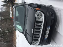 jeep renegade 1,4 multiair 140 limited vehicules voitures haute-savoie