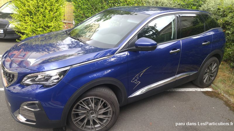 rare 3008 access sport 1.6 blue hdi 120 cv s&s vehicules voitures val-de-marne