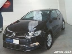polo lounge ess 60cv (09 / 2015) -9300euros vehicules voitures nord