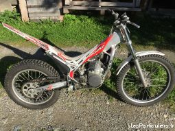 trial 125 beta evo vehicules motos savoie