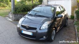 toyota yaris 2 - 90 d-4d confort pack  04 / 2010 vehicules voitures meurthe-et-moselle