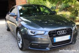 audi a5 coupe 2.0 tdi 190 quattro vehicules voitures marne