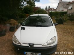 peugeot 206 vehicules voitures cher