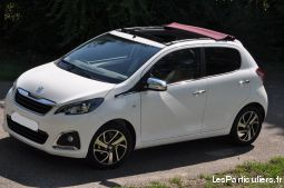 Peugeot 108 TOP Allure 5700km de 2018