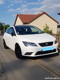 seat leon black line 1.4 tsi 125ch  vehicules voitures meurthe-et-moselle