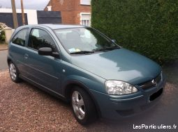 opel corsa vehicules voitures nord