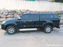 toyota hilux xtra cabine 5 places comme neuf vehicules voitures aude