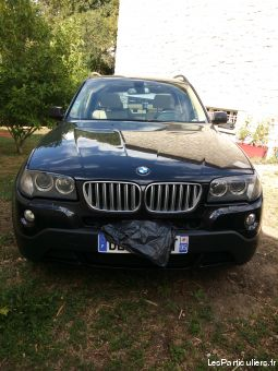 bmw x3 xdrive 35 sda 286 luxe bva vehicules voitures val-d'oise