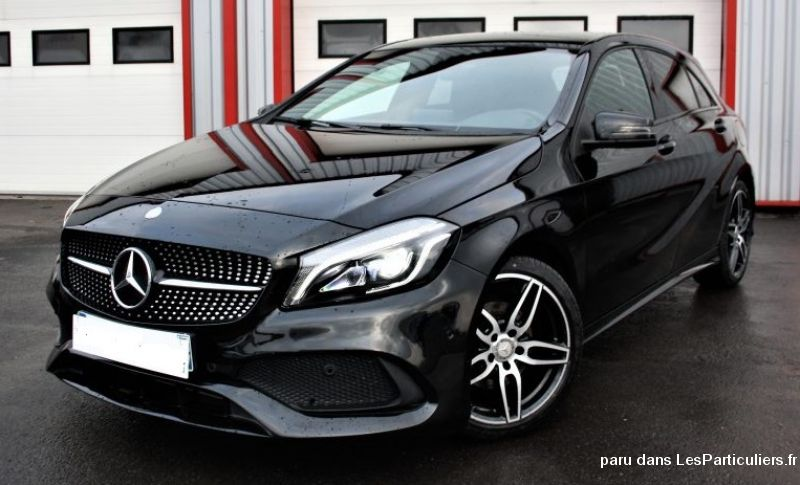 Mercedes Classe A Fascination AMG Vehicules Voitures Vienne