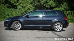 volkswagen golf 1.6 tdi bluemotion technology 3 po vehicules voitures ain