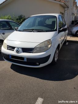 renault scenic ii  1.6 16v vehicules voitures gironde