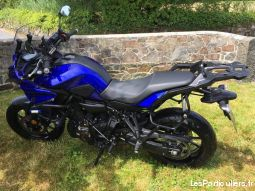 yamaha mt07 tracer + options vehicules motos essonnes