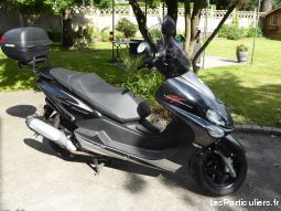 scooter yamaha majesty 125cc vehicules scooters loire
