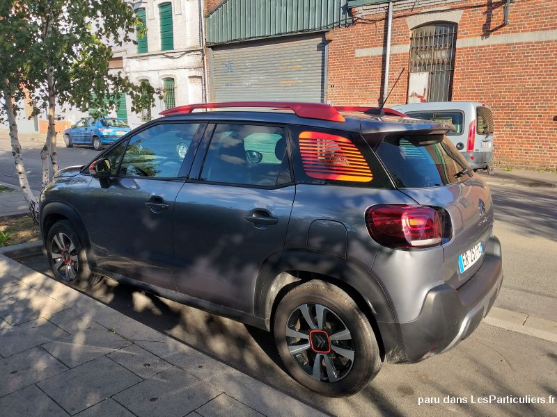 reprise contrat loa citroën c3 aircross feel 100ch vehicules voitures nord