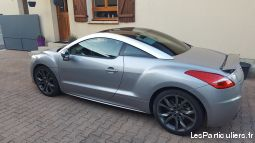 peugeot rcz 2. 0 hdi 163 cv vehicules voitures ardennes