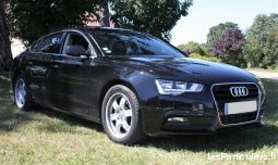 audi a5 sportback attraction 2. 0 tdi 177 ch -  vehicules voitures somme