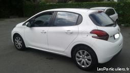 peugeot 208 affaire 1.6 blue hdi 100 pack clim & n vehicules voitures nord