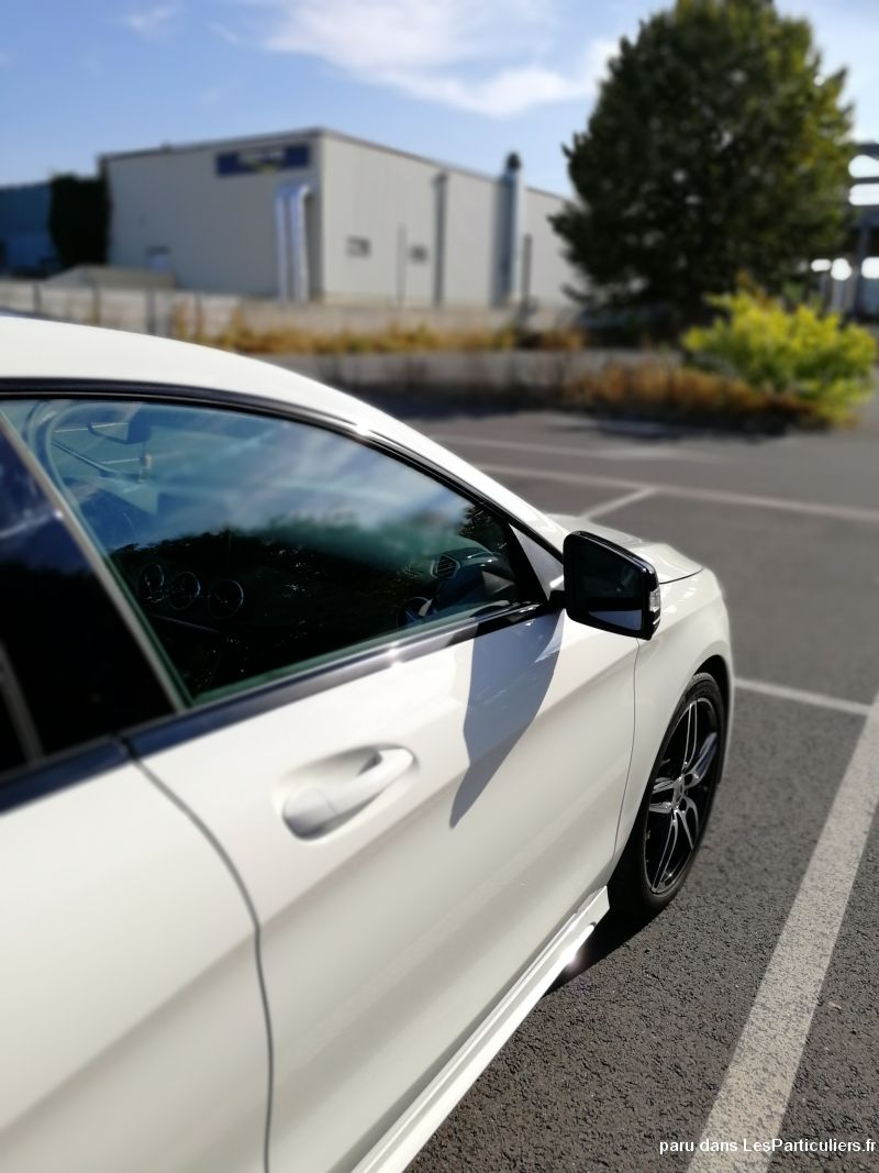 MERCEDES CLA SHOOTING BRAKE MOD FASCINATION Vehicules Voitures Val-d'Oise