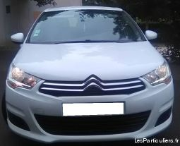 citroën c4 1. 6 hdi 92 vehicules voitures meurthe-et-moselle