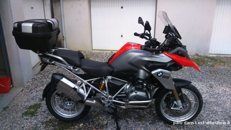 BMW 1200 GS Vehicules Motos Indre