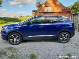 peugeot 3008 allure blue hdi 120 eat6 vehicules voitures nord