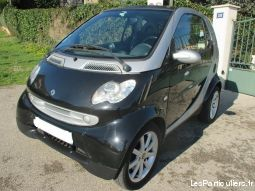 smart fortwo 0.8 61cv passion sp95 vehicules voitures hauts-de-seine