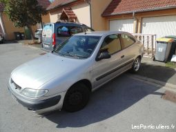 xsara coupe  1,8   i vehicules voitures doubs