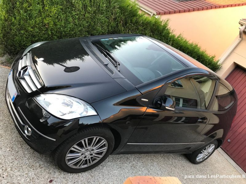 MERCEDES CLASSE A 180CDI BA 3 PORTES Vehicules Voitures Yvelines