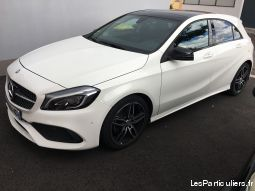 mercedes classe a 180 d fascination 7g-dct pack am vehicules voitures puy-de-dôme