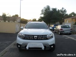 duster dacia  dci  vehicules voitures hérault