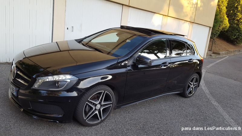 Mercedes classe A200 fascination Vehicules Voitures Alpes-Maritimes