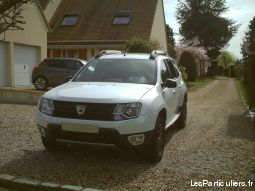 duster black touch vehicules voitures yvelines
