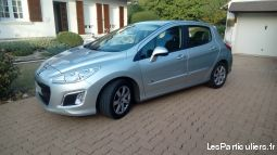 peugeot 308 1,6 hdi 92 fap style iii 5p vehicules voitures loiret