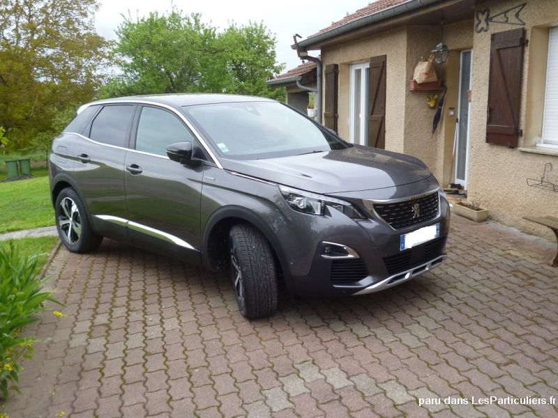 308 GT LINE HDI 130 EAT8  Vehicules Voitures Moselle