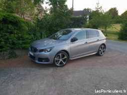 308 gt line  puretech  130 eat6  vehicules voitures moselle