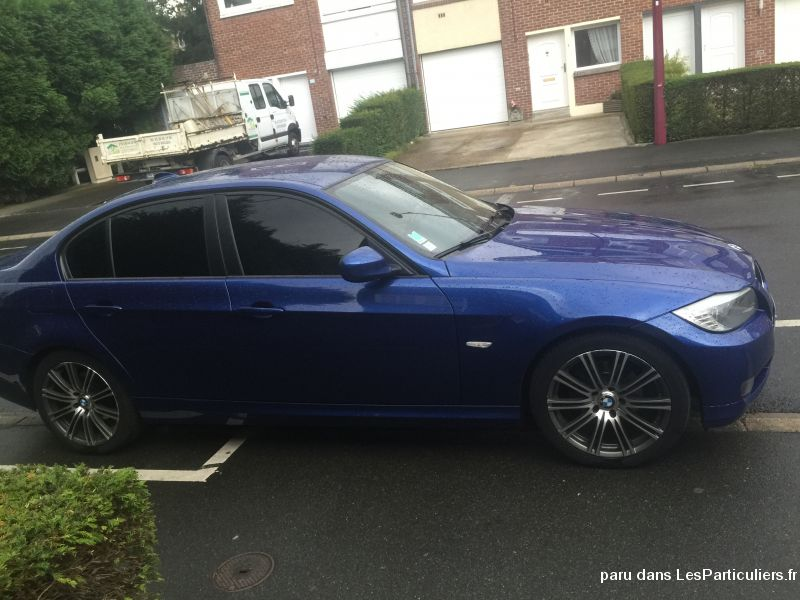 BMW 318 d Luxe Vehicules Voitures Nord