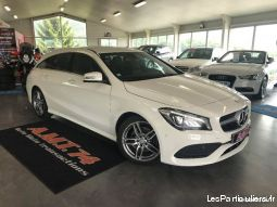 mercedes cla shooting brake 220 d launch edit vehicules voitures haute-savoie