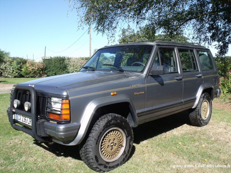 Jeep Cherokee XJ Vehicules Voitures Eure