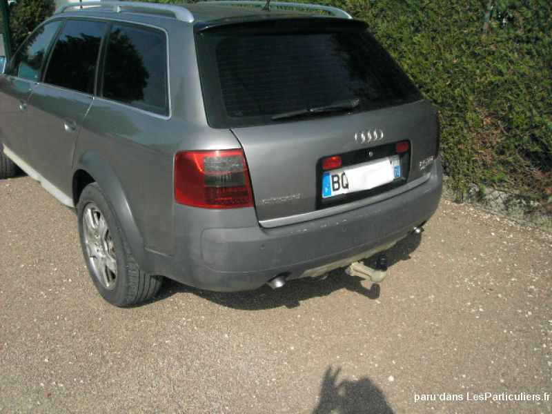Audi a6 allroad Vehicules Voitures Aube