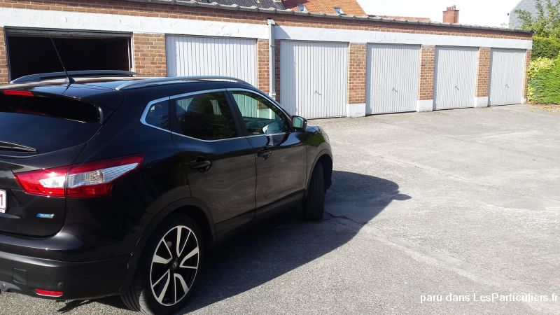 Qashqai 1.5DCi Tekna Vehicules Voitures Nord