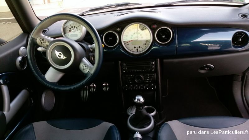 Mini cooper S 99Mkm Checkmate Vehicules Voitures Alpes-Maritimes