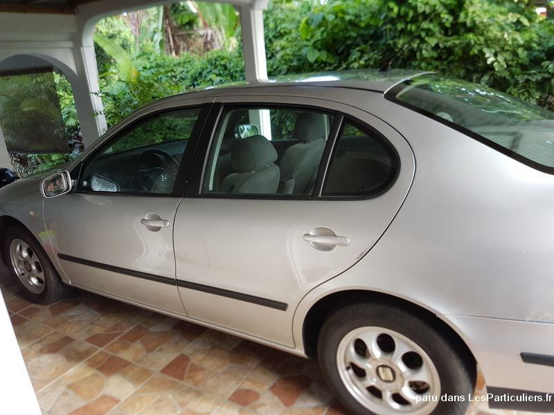 Seat toledo Vehicules Voitures Guadeloupe