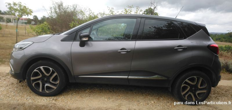 Captur dci 90 ch egy intens eco 2 Vehicules Voitures Gironde