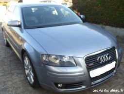 audi a3 sportback s-line 2. 0 tfsi vehicules voitures haut-rhin