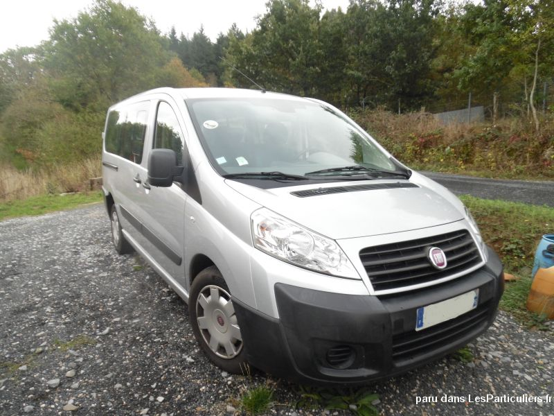 Fiat scudo II Break 8 CV 9 places Vehicules Voitures Aveyron