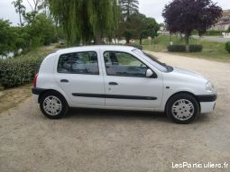 renault clio 1. 9 rxe 2000 vehicules voitures somme