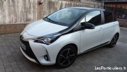 toyota yaris collection vehicules voitures somme