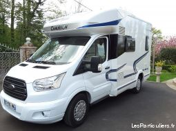 camping car chausson flash 500  vehicules caravanes camping car eure