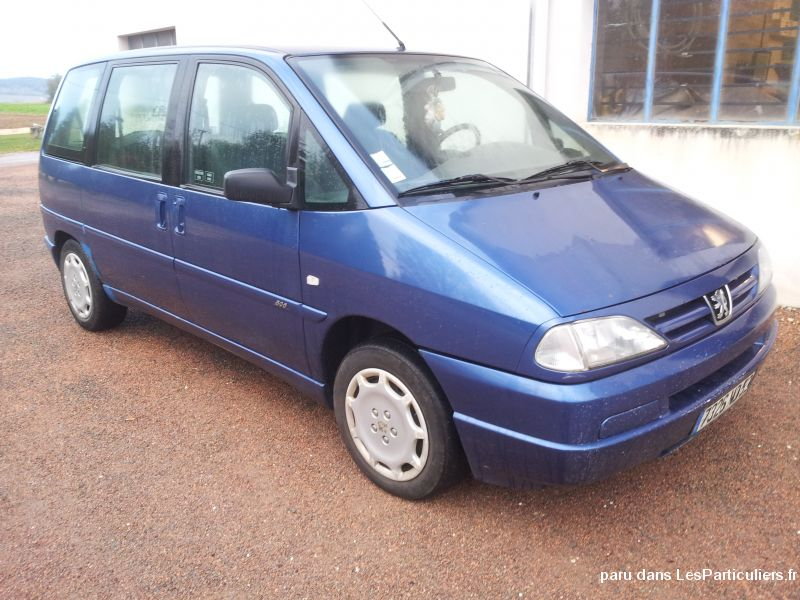 Peugeot 806  Vehicules Voitures Haute-Marne