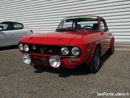 lancia fulvia coupé 1.3s vehicules voitures bas-rhin